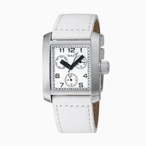 Executive Frost Square Watch by Max XL