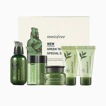 Innisfree greenteaserumset