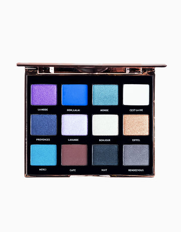 Mademoiselle Eyeshadow Palette by Teviant