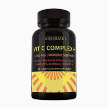 Vitamin C Complex by Herbs of the Earth