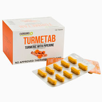 Turmetab (100 Tablets) by Turmetab in