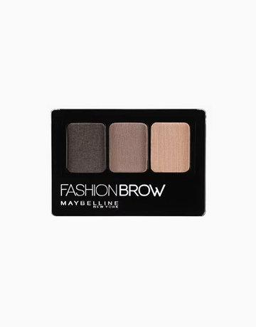 Fashion Brow 3D Palette by Maybelline