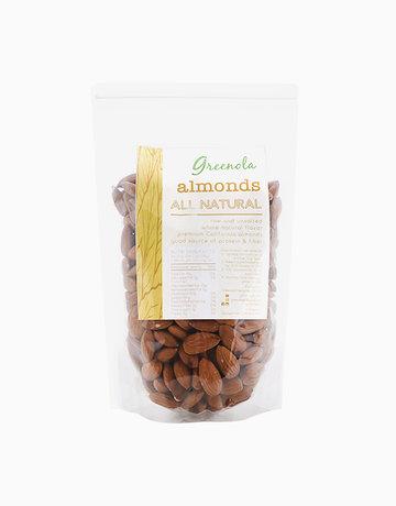 Whole Natural Almonds by Greenola