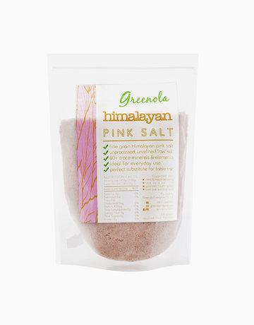 Fine Grain Pink Himalayan Salt by Greenola