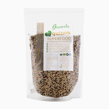 Organic Tri-color Quinoa (500g) by Greenola