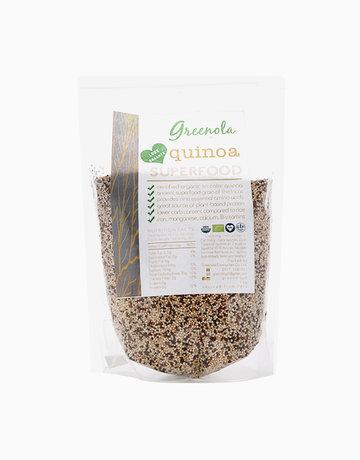 Organic Tri-color Quinoa (1kg) by Greenola