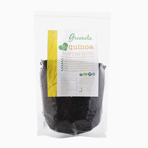 Organic Black Quinoa (500g) by Greenola