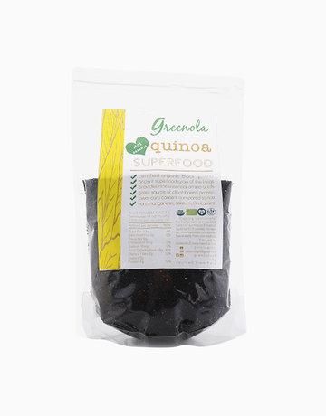 Organic Black Quinoa (1kg) by Greenola