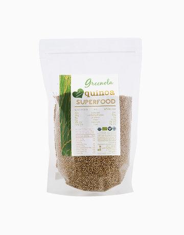 Organic White Quinoa (500g) by Greenola