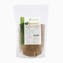 Organic White Quinoa (500g) by Greenola