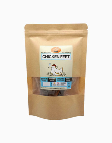 Chicken Feet (80g) by Pawfect Plate