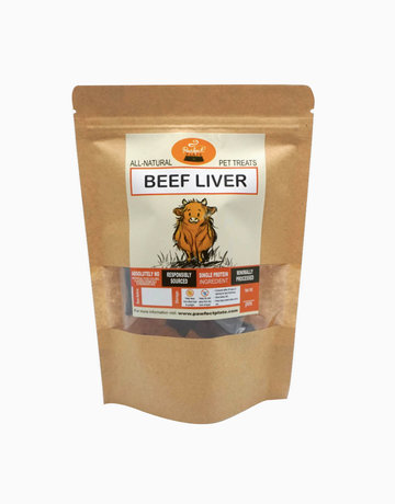 Beef Liver (50g) by Pawfect Plate