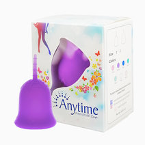 Menstrual Cup (Size 2) by Anytime Menstrual Cup