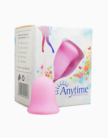 Menstrual Cup (Size 1) by Anytime Menstrual Cup