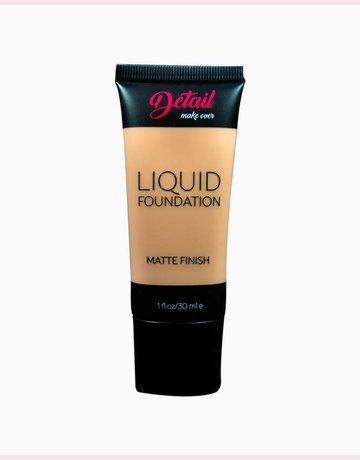 Matte Liquid Foundation by DETAIL