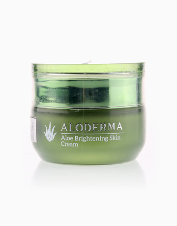 Brightening Skin Cream by Aloderma