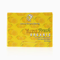 Leiania house of beauty yuzu fresh face absorbent paper 1