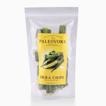 Okra Chips (50g) by Paleovore