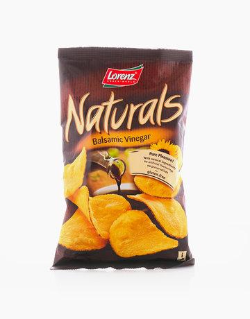 Balsamic Vinegar Potato Chips by Lorenz