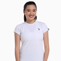 Women's Performance Shirt in Basic White by Teo Athletics
