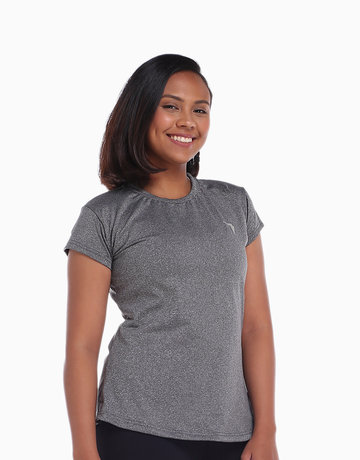 Women's Performance Shirt in Premium Gray by Teo Athletics