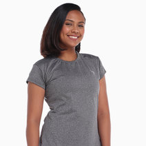 Women's Performance Shirt in Premium Gray by Teo Athletics  in