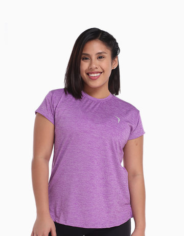 Women's Performance Shirt in Premium Mauve by Teo Athletics