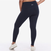 Pace Yourself 7/8s Leggings in Prussian Blue by Core Athletics