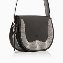 Izadora Sling Leather Bag by Sinude