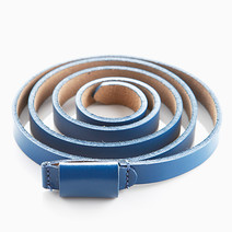 Genuine Leather Belt by Luxe Studio
