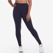 Hold Your Core 7/8s Leggings in Midnight Blue by Core Athletics