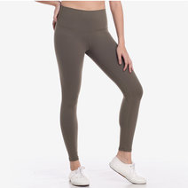Hold Your Core 7/8s Leggings in Army Green by Core Athletics