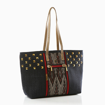 Studded Monique Shoulder Bag by Vesti