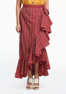 Esmeralda Maxi by ANTHILL Fabric Gallery in Pink in S