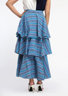Loro Maxi by ANTHILL Fabric Gallery in Light Blue in S