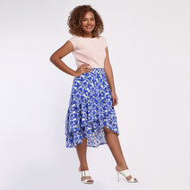 Daina Skirt Plus (Petite) by Style Ana