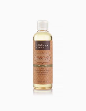 Moroccan Argan Massage Oil by Moroccan Argan Oil