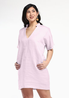 Attorney by VEENTEDGE in Light Pink in L - XL