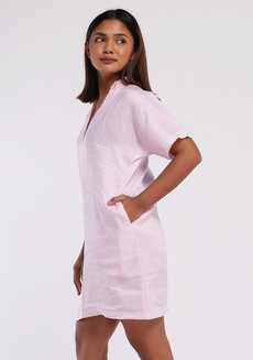 Attorney by VEENTEDGE in Light Pink in S - M
