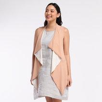 Chiffon Vest by VEENTEDGE
