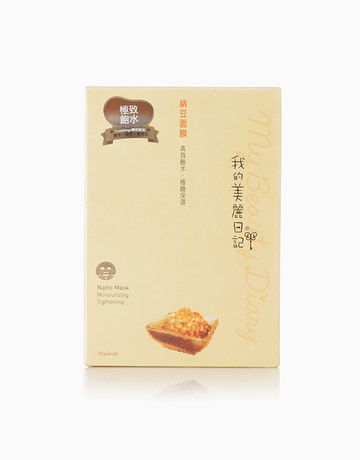 Firming Natto Mask by My Beauty Diary