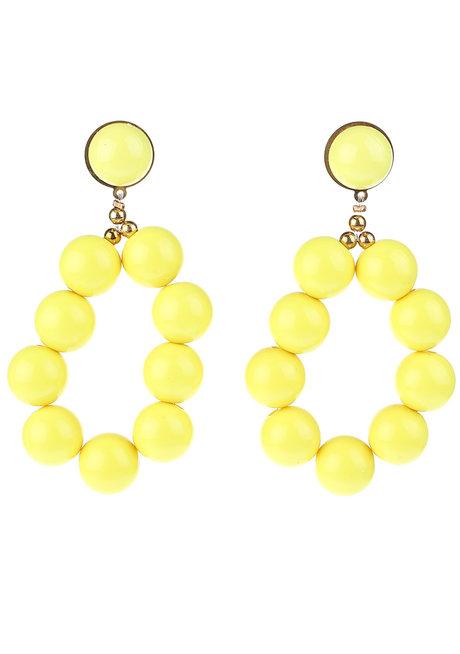 Calliope Drop Earrings by Nove
