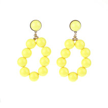 Calliope Drop Earrings by Nove