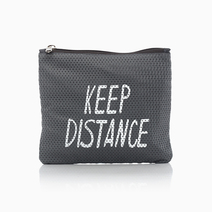 Keep Distance Pouch (M) by Halo + Halo