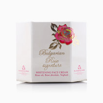 Signature Whitening Cream by Bulgarian Rose in