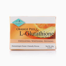 Orange Peel Glutathione Whitening Soap (65g) by Diamond