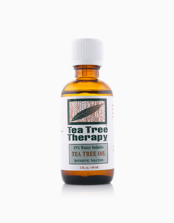 15% Water Soluble Tea Tree Oil Antiseptic Solution by Tea Tree Therapy