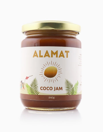 Cocojam Plain (240g) by Alamat Specialty Foods