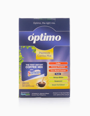 Premium Coffee Classic (19g, 5 Sachets) by Optimo
