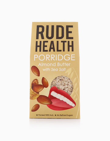 Almond Butter Sea Salt Porridge (300g) by Rude Health